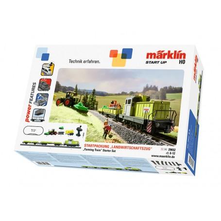 """""""Farming Train"""" Starter Set (HO) Märklin Start Up 29652"""
