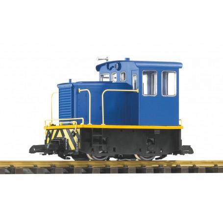 Piko 38502 (G) Blue Goose GE 25-Ton Diesel Switcher Locomotive