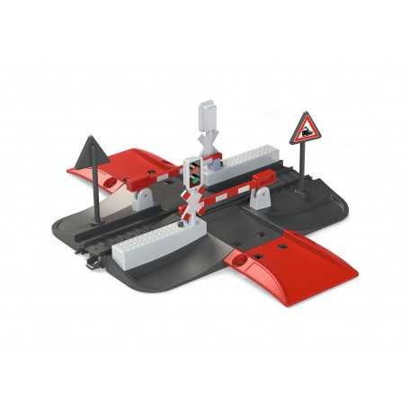 Märklin my world 72215 - Railroad Grade Crossing with Light and Sound Function