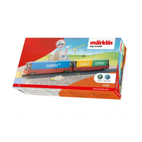 Märklin My World 44109 (HO) Container Car Set