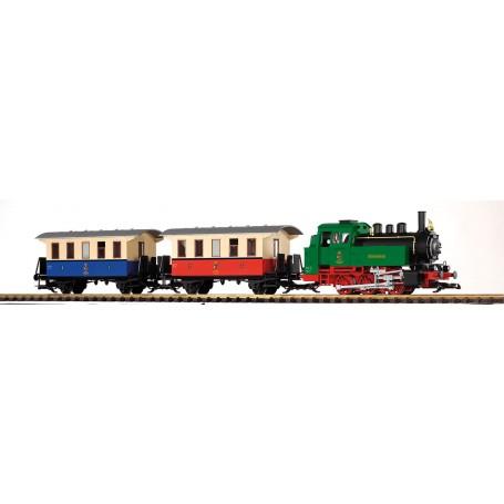 Piko 38130 (G) Classic BR80 Steam Passenger Starter Set