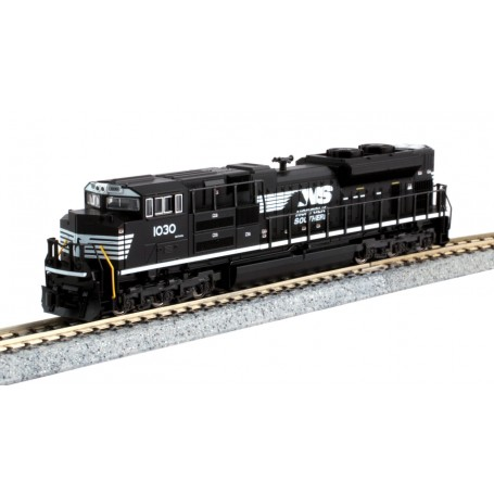KATO 176-8514 (N) EMD SD70ACe with Cab Headlight - Norfolk Southern 1030