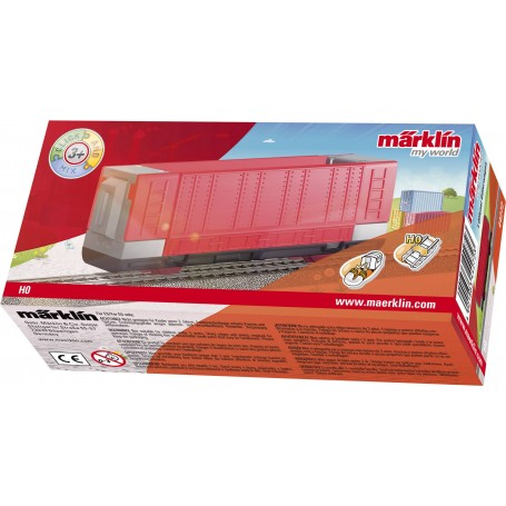 Märklin My World 44272 (HO) Gondola (Click and Mix)