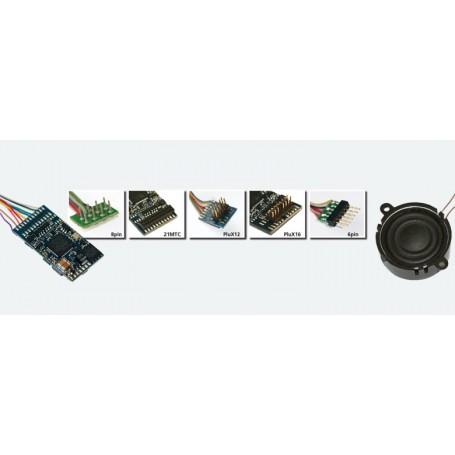 "ESU 64499 LokSound V4.0 M4""Universal sound for reprogramming"", 21MTC, Gauge: 0, H0"