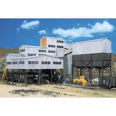 Walthers Cornerstone 3017 (HO) New River Mining Company -- Kit