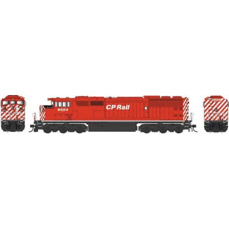 Bowser Executive Line 25002 (HO) GMD SD40-2F Canadian Pacific 9024 - DCC Loksound