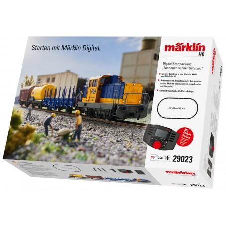 """Märklin 29023 (HO) """"Dutch Freight Train"""" Digital Starter Set"""