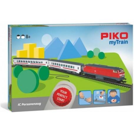 Piko 57095 (HO) myTrain IC Diesel Passenger Starter Set