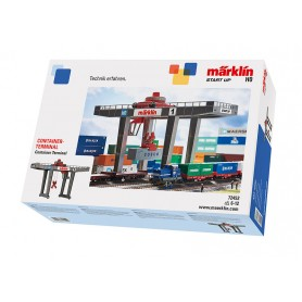Container Terminal (HO) Märklin Start Up 72452