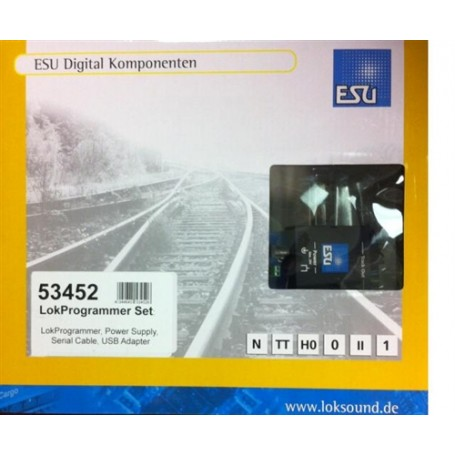 ESU 53452 LokProgrammer