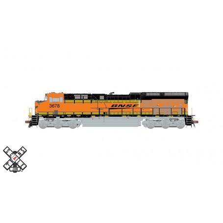 ScaleTrains Rivet Counter (HO) GE ET44C4 GEVO, BNSF/Heritage III - DCC & Sound