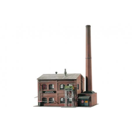 PIKO 60014 (N) Warwick Boilerhouse, Building Kit