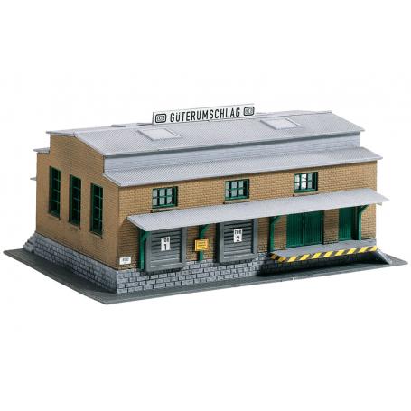 PIKO 60027 (N) Forwarding Office, Building Kit