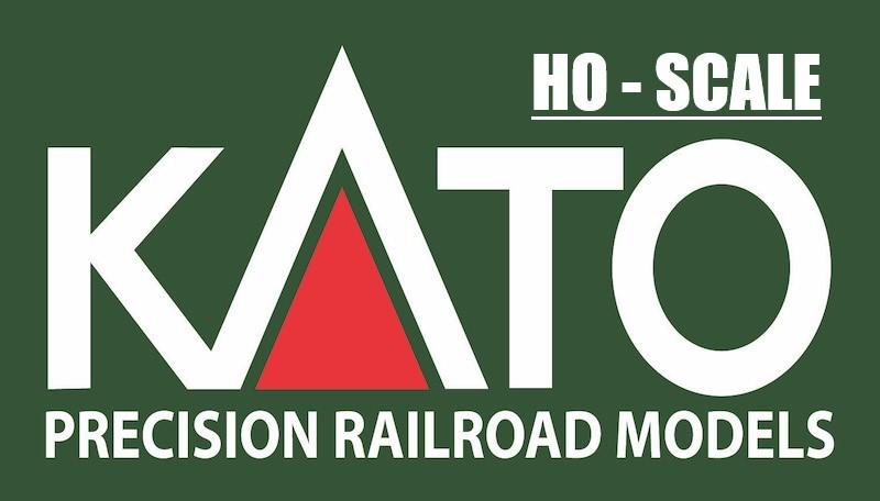 KATO HO-scale